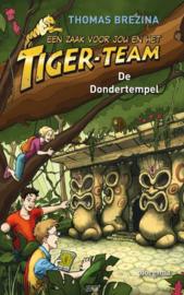 Tiger-team - De dondertempel een zaak voor jou en het Tiger-team, Thomas Brezina