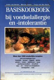 Basiskookboek bij voedselallergie en -intolerantie meer dan 1000 recepten zonder koemelk, lactose, kippeëi, gluten, pinda's, noten, additieven, cacao, saccharose (suiker), citrusfruit, soja, vis, schaal- en schelpdieren, aardappelen en maïs ,  Ineke