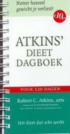 Atkins' dieetdagboek voor 120 dagen ,  R.C. Atkins