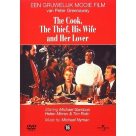 The Cook, The Thief, His Wife and Her Lover , Ciarán Hinds