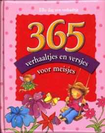 365 verhaaltjes en versjes voor meisjes , Diverse auteurs