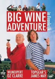 Big Wine Adventure In France