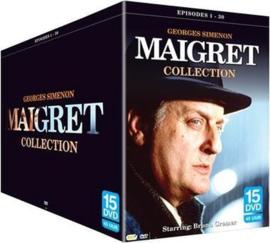 Maigret - Seizoen 1-5 , Bruno Cremer