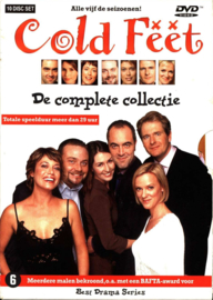 Cold Feet - Complete Collectie 1-5 , Hermione Norris Serie: Cold Feet