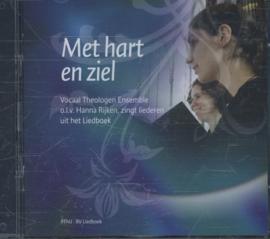 Met hart en ziel luisterboek - liederen uit Liedboek, zingen en bidden in huis en kerk , Hanna Rijken