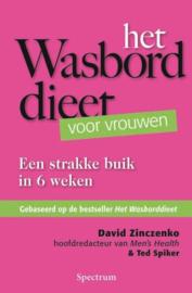 Wasborddieet voor vrouwen een strakke buik in 6 weken , David Zinczenko