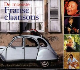 De mooiste Franse chansons, Various