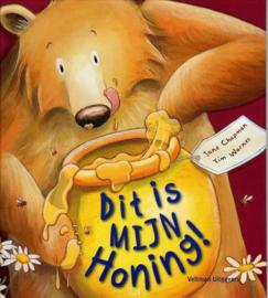 Dit is MIJN honing! , Jane Chapman