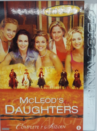 Mcleod'S Daughters - Seizoen 1 , Rachael Carpani