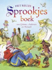 Het reuze sprookjesboek van Grimm, Andersen en Perrault ,  Jacob Grimm