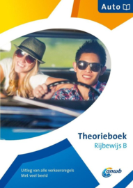 ANWB rijopleiding - Auto Theorieboek Rijbewijs B , ANWB Serie: Anwb Rijopleiding