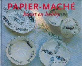 Papier-maché kunst en hobby , Juliet Bawden