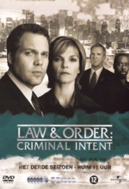 LAW & ORDER C.I. S3 (D) , Courtney B. Vance Serie: Law & Order: Criminal Intent