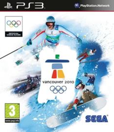 Vancouver 2010 De officiële game van de Olympische Winterspelen! Uitgever: Sega