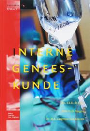 Interne geneeskunde , J.T.E. de Jong