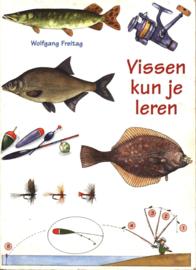 Vissen kun je leren , Freitag W.