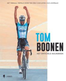 Tom Boonen het officiële huldeboek , Tom Boonen