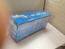 RailAway box 32 DVD's