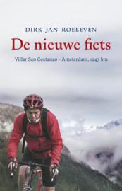 De nieuwe fiets Villar San Costanzo - Amsterdam, 1247 km , Dirk Jan Roeleven