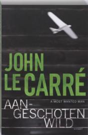 Aangeschoten wild seriemoordenaars worden niet gemaakt, zij worden geboren , John le Carré