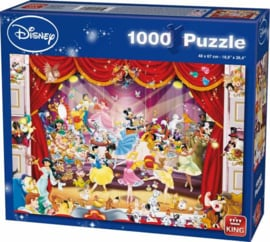 King Puzzel 5113 - Disney Theatre , King International