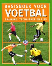 Basisboek voor Voetbal training, technieken en tips