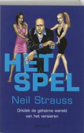 Het spel ontdek de geheime wereld van het versieren ,  Neil Strauss