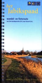 Het Jabikspaad wandel- en fietsroute van Sint-Jacobiparochie (Frl.) naar Hasselt (Ov.) , Stichting Jabikspaad