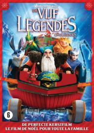 De Vijf Legendes (Rise of the Guardians) - De kerstfilm Stemmen orig. versie: Hugh Jackman