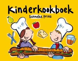 Kinderkookboek,  Sanneke Prins