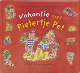 Vakantie Met Pietertje Pet , Marianne Busser