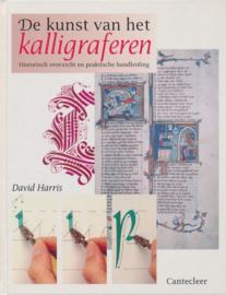 De kunst van het kalligraferen. Auteur: David Harris