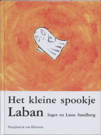 Het Kleine Spookje Laban, Inger Sandberg