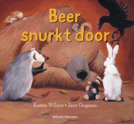 Beer snurkt door ,  Karma Wilson