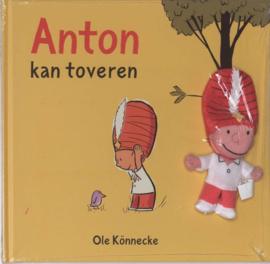 Anton kan toveren met vingerpopje , Ole Konnecke