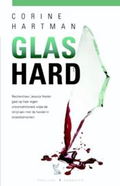 Jessica Haider 2 - Glashard het tweede deel in de serie rond Jessica Haider , Corine Hartman Serie: Jessica Haider