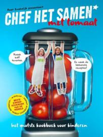Chef Het Samen met tomaat het mafste kookboek voor kinderen , Laura Emmelkamp
