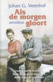 Als De Morgen Gloort omnibus bevat: Zwoel waait de lentewind . Na de nacht gloort de morgen . Altijd zingen de populieren , Joh.G. Veenhof