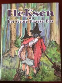 De heksen van het Grote Paarse Bos , Saskia Mijsbergen