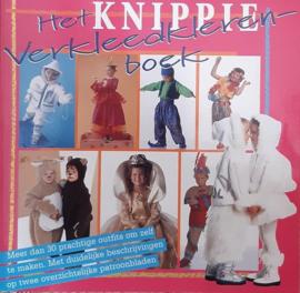 Het Knippie Verkleedkleren-Boek Het verkleedboek. Sanoma , Ank van den Boogert
