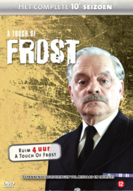 A Touch Of Frost - Seizoen 10 , Bruce Alexander Serie: A Touch of Frost