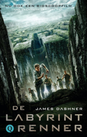 De Labyrintrenner 1 - De labyrintrenner Filmeditie The Maze Runner ,  James Dashner Serie: De labyrintrenner
