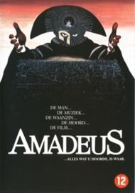 Amadeus Oscar Academy Award winnaar voor Best Picture , Christine Ebersole