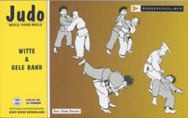 Judo / 6e Kyu witte band / 5e Kyu gele band , Douwe Boersma Serie: Beeld voor beeld