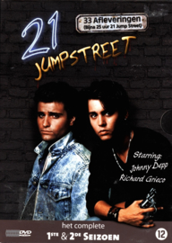21 Jump Street Seizoen 1+2