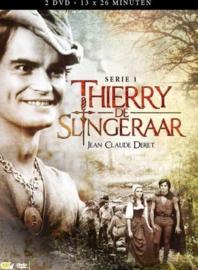 Thierry De Slingeraar - Seizoen 1 , Céline Léger