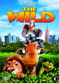 WILD, THE DVD NL/FR Disney Classics no. 50 Stemmen orig. versie: William Shatner  Serie: Walt Disney Classics Collection