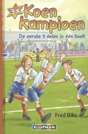 3x Koen Kampioen de eerste 3 delen in één boek , Fred Diks