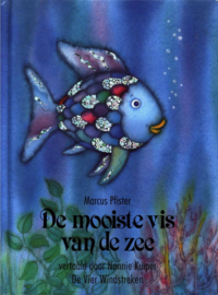 De Mooiste Vis van de Zee - De mooiste vis van de zee , Marcus Pfister Serie: De Mooiste Vis Van De Zee