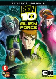 Ben 10: Alien Force S3 Stemmen orig. versie: Yuri Lowenthal